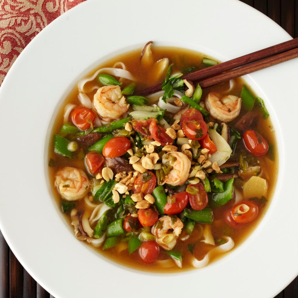 Sriracha Asian Noodle Soup w-Sriracha Teriyaki Sauce_G