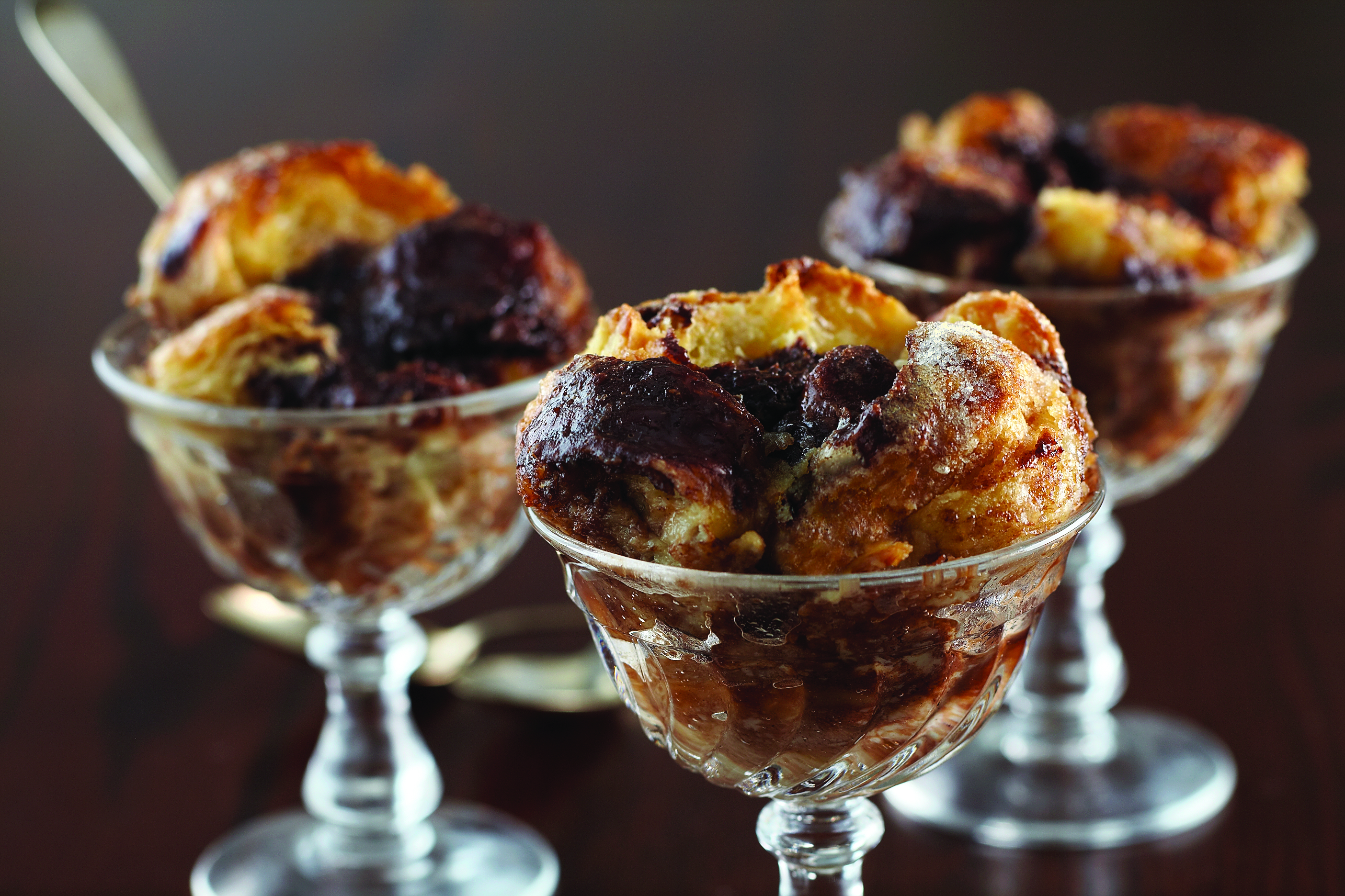 Bittersweet Chocolate Bread Pudding – National Bittersweet Chocolate ...