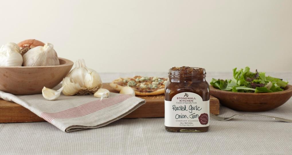 North Conway Billboard_Roasted Garlic Onion Jam_G