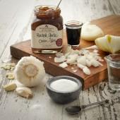Roasted Garlic Onion Jam Ingredients