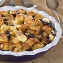Wild Maine Blueberry Jam Stuffed French Toast