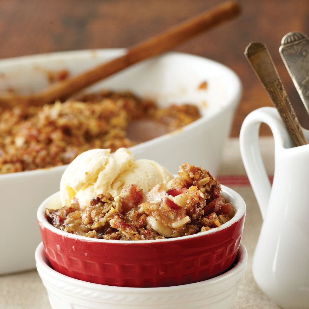 Apple Cheddar Crisp w-Orange Cranberry Marmalade recipe_G