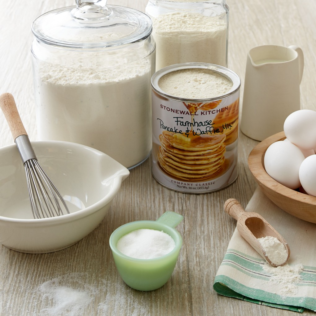 Farmhouse Pancake Ingredients