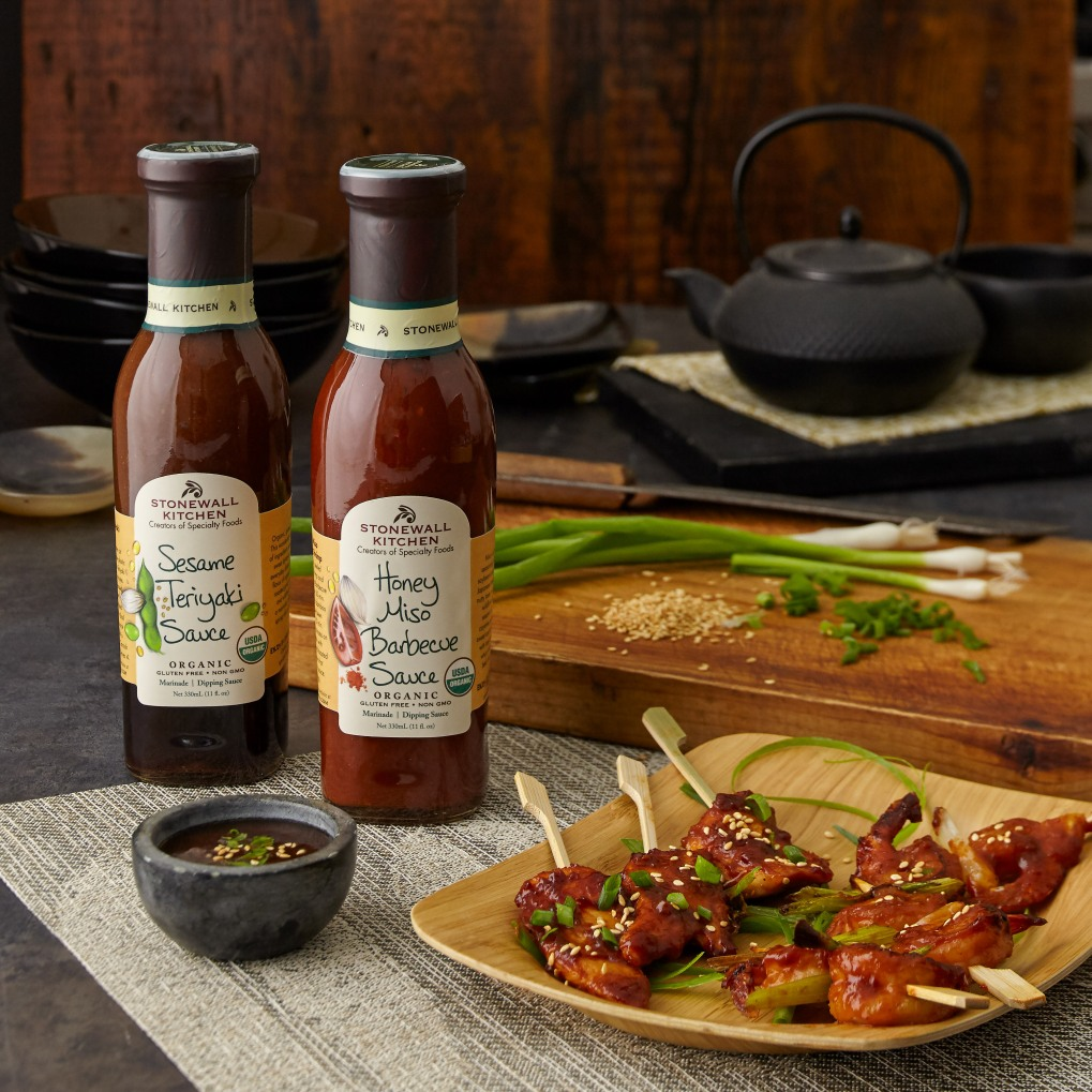 Organic Grille Sauces